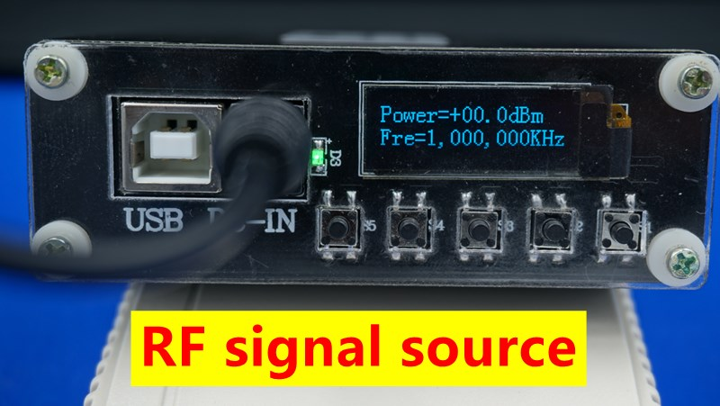 ADF4350 ADF4351 Signal Generator, Frequency Generator, Signal Source, Frequency Source, RF Signal Source