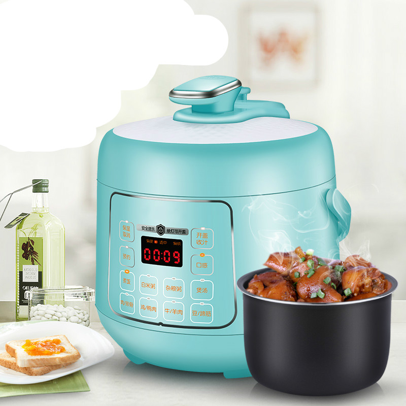 Electric Pressure Cookers pressure cooker household goods 3 people -4 rice electric electric pressure cookers electric pressure cooker double gall 5l electric pressure cooker rice cooker 5 people