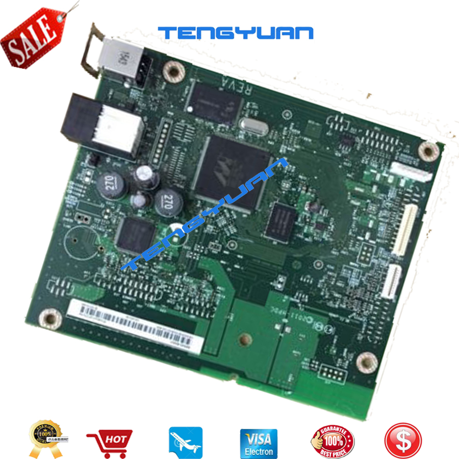 95% New original CZ237-60001 for HP M435 M435N M435NW 435 435N 435NW formatter board  printer parts on sale цены онлайн