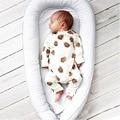 Nueva moda Ropa nacidos Muchachas de Los Bebés Ropa de Conos De Pino Del Mono Del Niño Del Bebé de Manga Larga Traje de Ropa Infantil