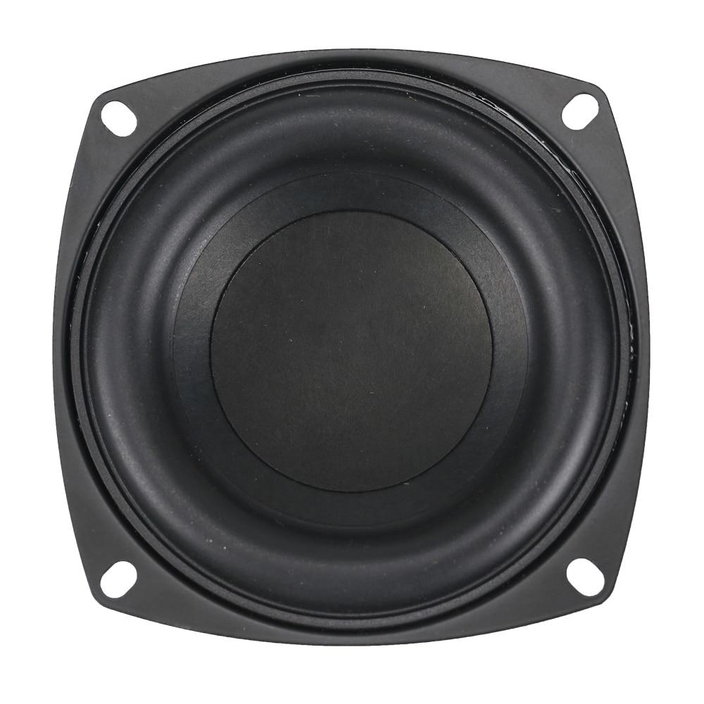 GHXAMP 1PC 4 inča 40 W Subwoofer zvučnik Woofer High Power Dugi hod - Prijenosni audio i video - Foto 5