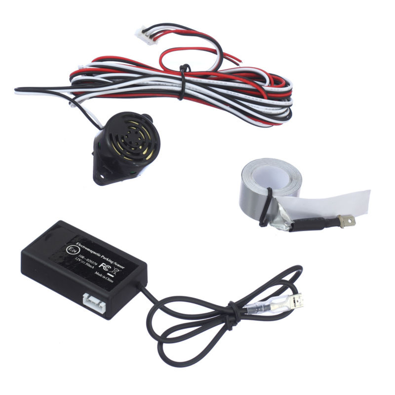 Electromagnetic parking sensor no holes need to be drilled,DIY product,parking assistance,car parking system