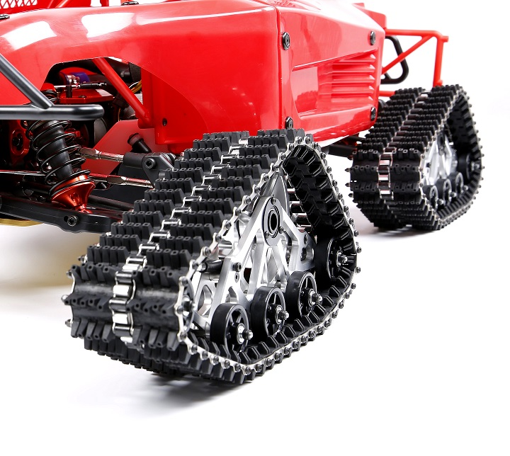 caterpillar band kit for 1/5 losi 5ive T rovan LT km x2 rc car parts ...