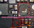 20sets/lot backlight repair kit for 5G Backlight ic U23 chip D1 backlight diode L3 backlight coil