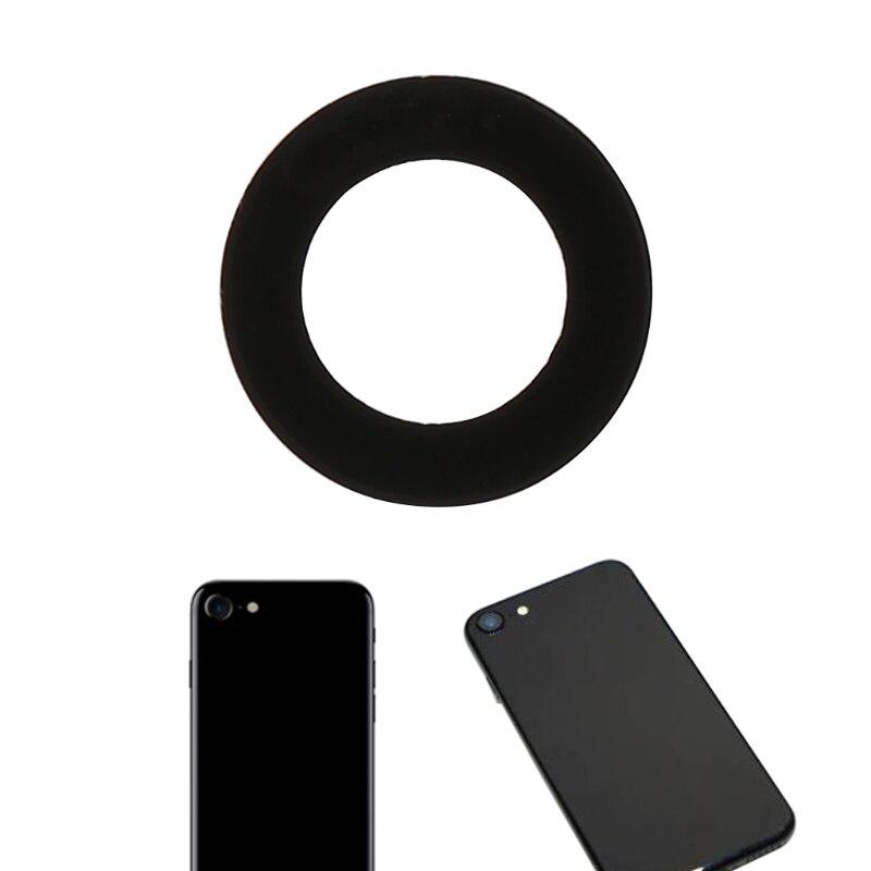 Телефон сзади Камера объектив Стекло обложки с липким Стикеры для iPhone 7 4,7 дюйма