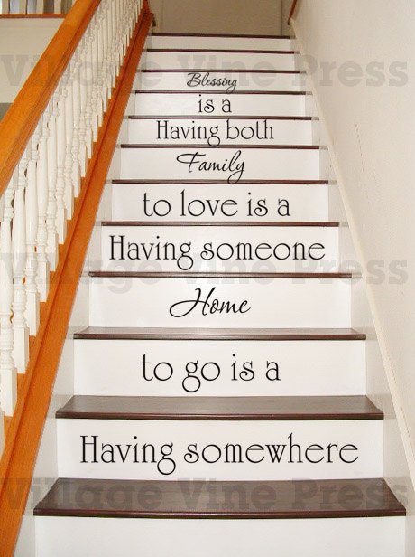 Having somewhere to go is a home PLUS FREE test decal   staircase   Wall  Decal. Compare Prices on Home Plus Furniture  Online Shopping Buy Low