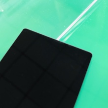 150x200x8mm 6 pieces black acrylic sheet