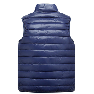 Image 4 - Brioxyes الشتاء سترة امرأة صدرية النساء حجم كبير 6XL سترات الحرارية للنساء صدرية النساء والرجال جاكيت بلا إكمام 2020