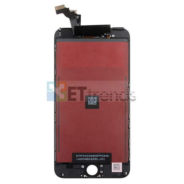 Complete LCD & Digitizer Assembly for Apple iPhone 6 Plus - Black (5)