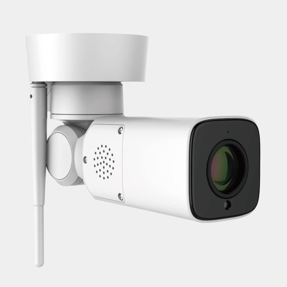 Smart Home Using WIFI PTZ Camera Outdoor Waterproof IP Camera 1080P Full HD 16X Zoom Adjustment Lens