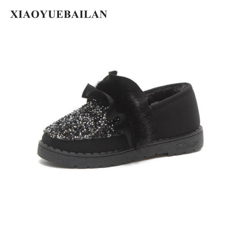 Maomao font b Shoes b font Warm Winter New With Slip Resistant For Pregnant font b