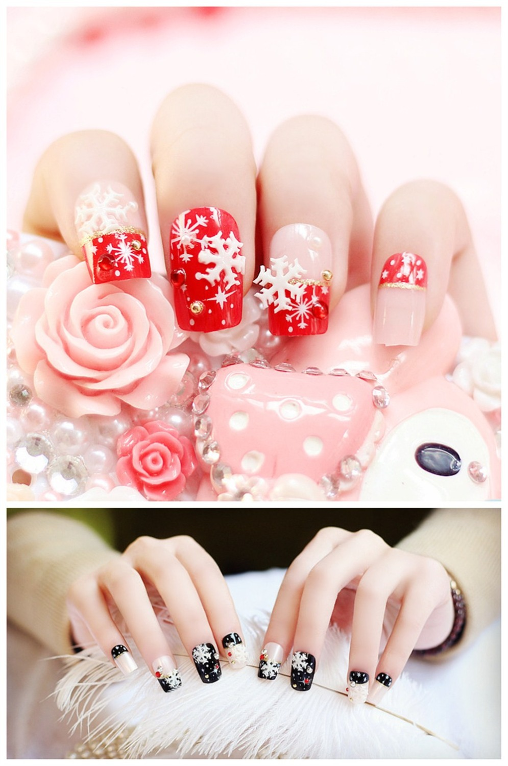 faux ongles diy