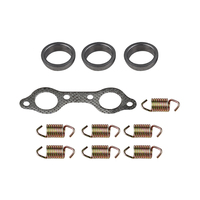 ATV Exhaust Gasket and Spring Rebuild Kit For Polaris Ranger 700 800 Ranger 800 6x6 2010 2011 2012