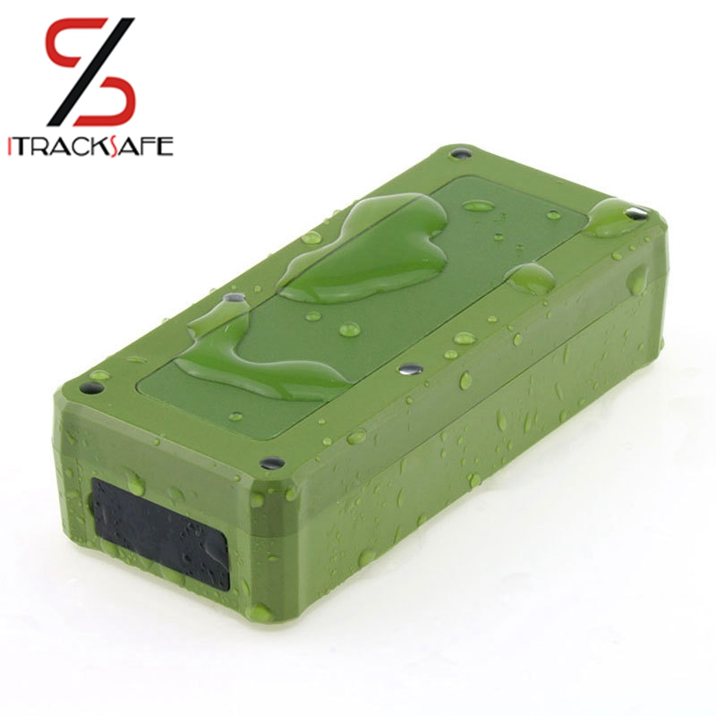iTrac Magnet Car GPS Tracker Vehicle GPS Locator Waterproof Magnet Standby Real Time LBS Position Lifetime Free Tracking