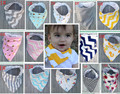 2016 Algodão Bibs Bandana Do Bebê Recém-nascido À Prova D' Água Dos Desenhos Animados Garoto Triangl Material Do Bebê Bib Lenço Toalha Burp Panos Para Alimentação Das Crianças