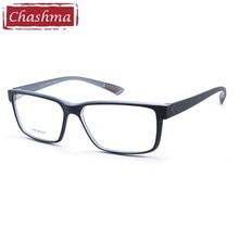 Chashma TR90, спортивные очки, большая круглая оправа, очки, мужские, armacao de oculos de grau, прозрачные линзы, очки, ширина 138 мм
