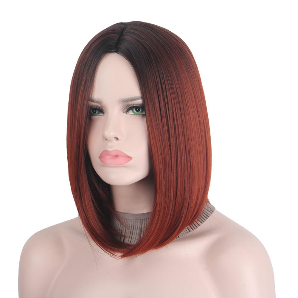 Kısa saçlı saç derisi basamaklı