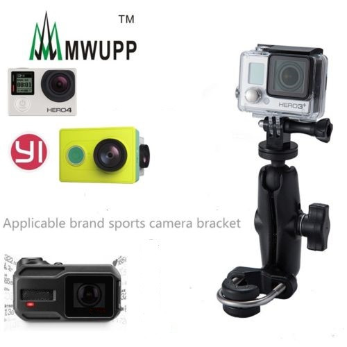 Motorcycle Bike Trolley Handlebar Rail Tripod Holder Mount for Go Pro Hero Action Camera SJCAM Xiaoyi Compatible for RAM Mounts-in Sports Camcorder Cases from Consumer Electronics on Aliexpress.com | Alibaba Group
