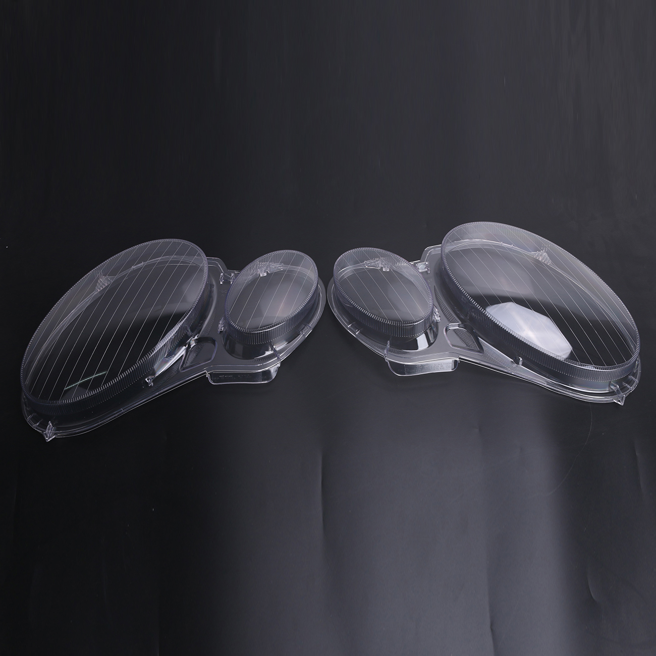 For Mercedes W211 Car Headlight Lens Front HeadLamp Cover Benz E Class E350 E320 E500 2006 2007 2008 PD554
