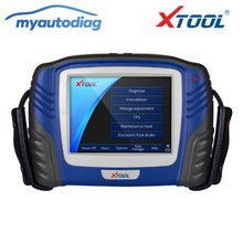 Фотография Promotion Xtool PS2 GDS Gasoline Version Professional Car Diagnostic ToolAuto key programming/immobilizer without Plastic box