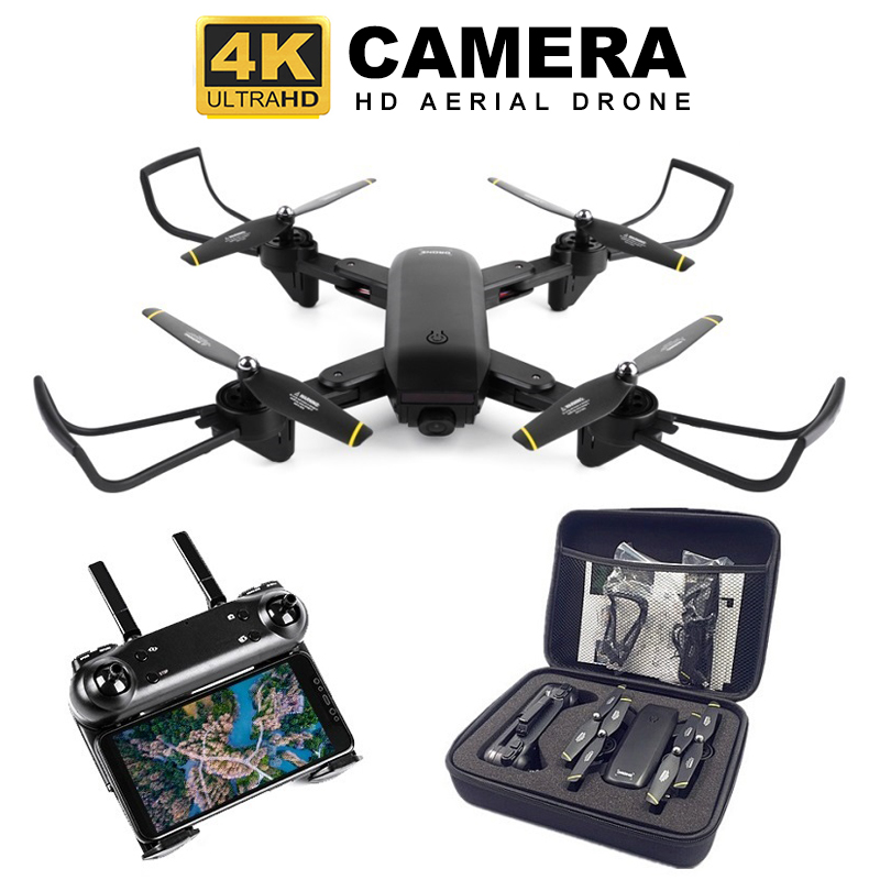 LAUMOX M70 RC Drone with Camera HD 4K 1080p 720p Professional FPV Dron Foldable Quadcopter One