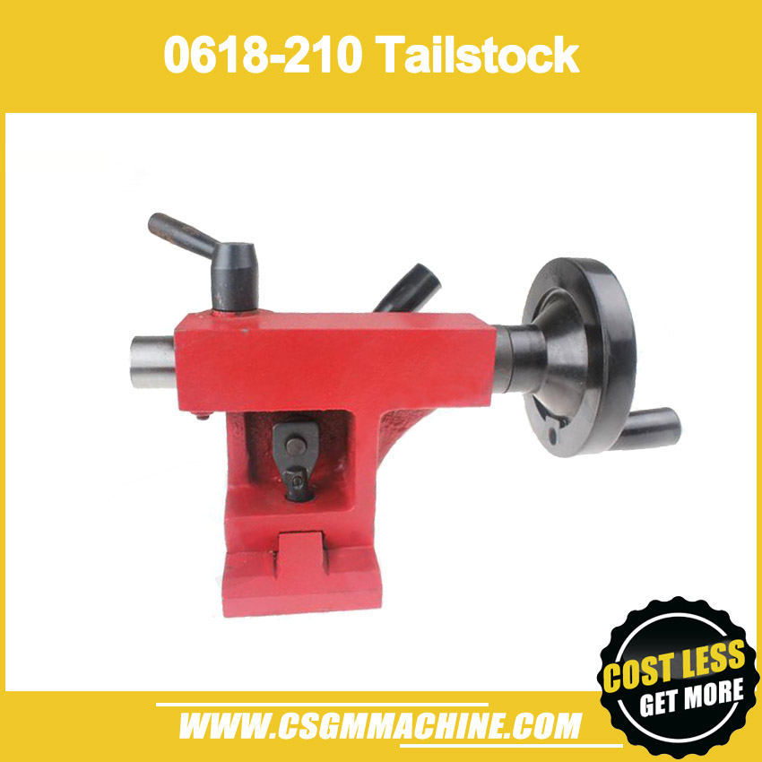 0618 210 Tailstock Assembly mini lathe Metal Tailstock