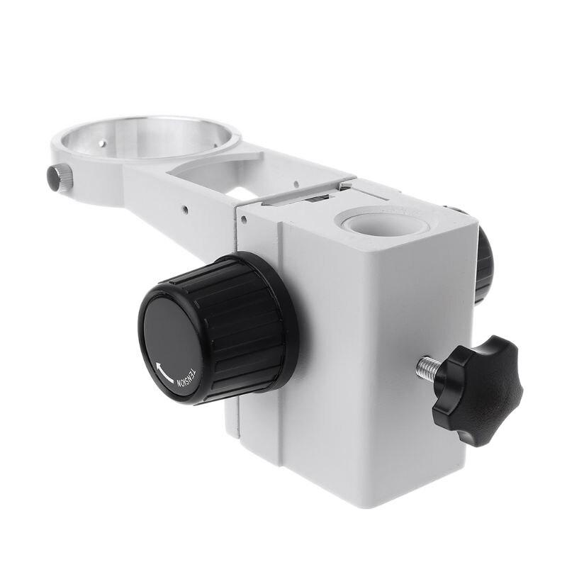 ステレオ顕微鏡フォーカスアームホルダー 76 ミリメートル径アームブラケットホルダーと 25 ミリメートル穴顕微鏡大胆アーム l29k  グループ上の ツール からの 顕微鏡部品 & アクセサリー の中 3