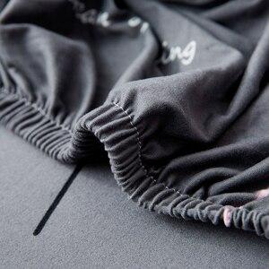 Image 5 - Parkshin موضة زهرة أغطية غطاء أريكة شاملة للجميع الاقسام مطاطا غطاء أريكة كامل أريكة منشفة 1/2/3/4 مقاعد