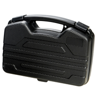 Emerson Gear waterproof ABS Pistol Case Tactical Hard Pistol box Gun protect Padded Foam Lining for hunting accessory air soft