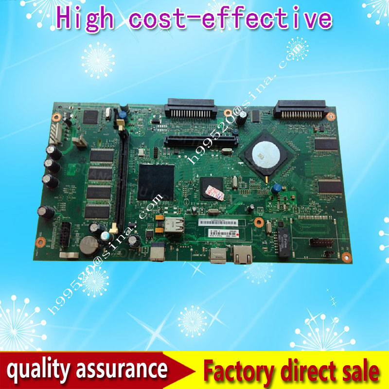 все цены на Q3942-67906 CB425-60001 CB405-60001 Formatter Board For HP M4345 M4345MFP 4345 4345MFP logic Main Board MainBoard mother board онлайн