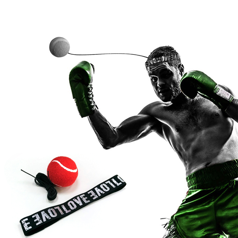 Neue Boxen Lomachenko Trainingsball Sensitive Ball MMA Boxer Reaktionsgeschwindigkeit Spiel Beweglichkeit Koordination Crossfit Trainingsball