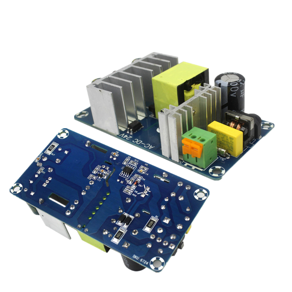 AC-DC Switching Power Supply Board  AC 110v 220v to DC 24V 6A Power Supply Module