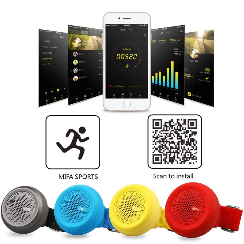 Mifa F20 Bærbare Bluetooth Højttalere Bluetooth 4.0 Sport Trådløs - Bærbar lyd og video - Foto 2