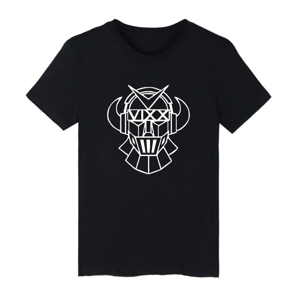 Camiseta Kpop Vixx Tops de verano Nueva moda Ropa VIXX Camiseta - Ropa de hombre