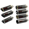 Two Brothers Slip-On Exhaust - M-2 Shorty Carbon Fiber