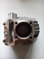 STARPAD For Wuyang Princess Scooter pedal 125 Cylinder head of the cylinder block assembly for WH125 wholesale,Free shipping