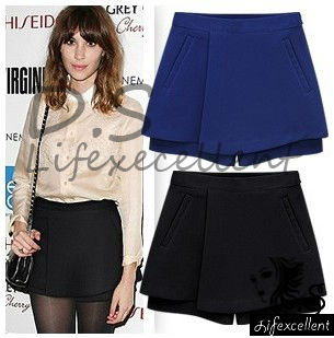 40b1a486b6 Free Shipping High Quality Plus Size Criss Cross Mini Shorts Boot Cut Smart  Casual Shorts New Fashion 2013