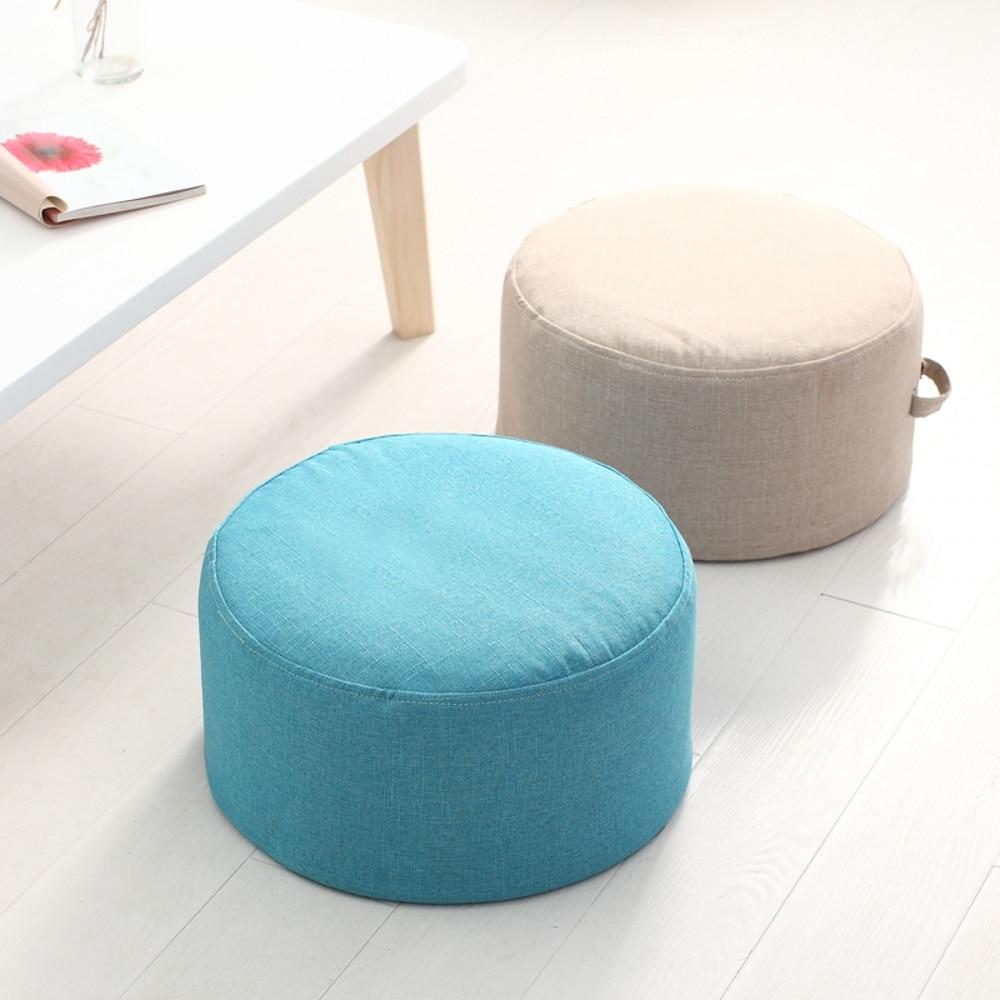 New Design Round High Strength Sponge Seat Cushion Tatami Cushion Meditation Yoga Round Mat Chair Cushions Hap-deer