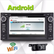 Car PC Android 4.2 COROLLA 2013 Car DVD Player with GPS WIFI 3G Radio stereo multimedia player SWC Free map