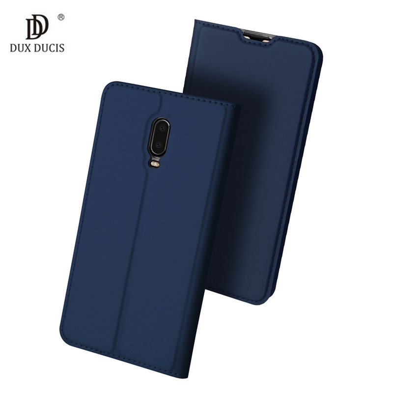 OnePlus 6T A6013 Case Hight Quality Magnetic Flip PU