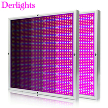 2PCS { Dimmable } LED Grow Light 200W Plant Lamp For Hydroponics Cultivation Flowers Medical Indoor Garden Plant Grow Tent Light