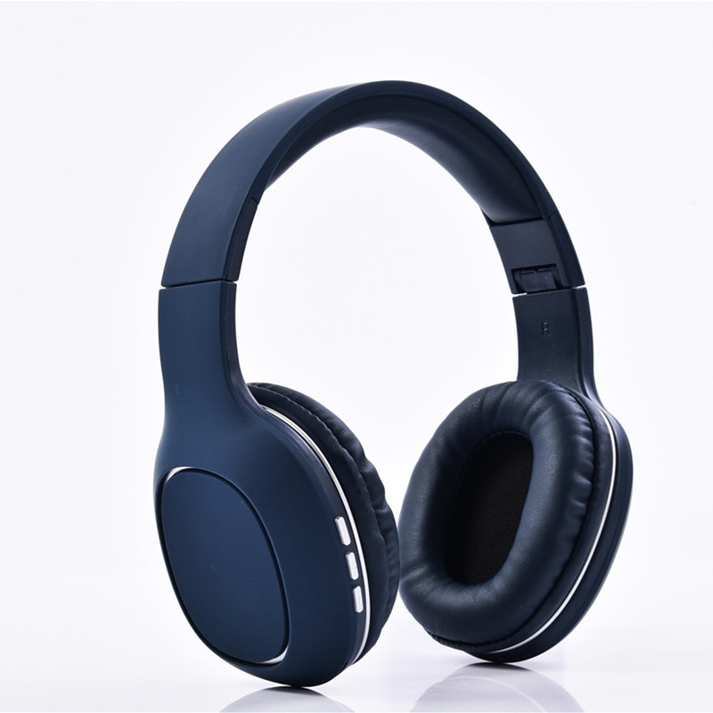 Noise Cancelling Wireless Bluetooth Headphones Portable Headset with microphone FM card for iphone xiaomi huawei and computer mpow bluetooth stereo headphones wireless wired noise cancelling headset with microphone for iphone 8 7 6s xiaomi samsung huawei