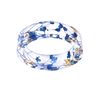 Chinese Style Flower Pattern Rings For Women Transparent Ring 2017 Fashion Jewelry Ladies Rings Engagement Ring