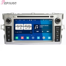 Newest DHL Free Shipping S160 Quad Core Android 4.4 Car Radio For Toyota Verso With GPS Mirror Link Wifi Bluetooth 16GB Flash