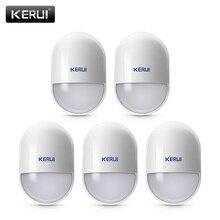 5 Pcs/lots KERUI P829 אלחוטי חכם בית גלאי תנועת חיישן PIR גלאי תנועה עבור KERUI בית מעורר מערכת