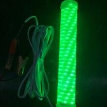 Водонепроницаемый светодиодный светильник для рыбной ловли, подводный светодиодный светильник для подводной ловли, ночные заманчивые лампы для лодок, рыболовных инструментов 20 Вт, 30 Вт, 12 В