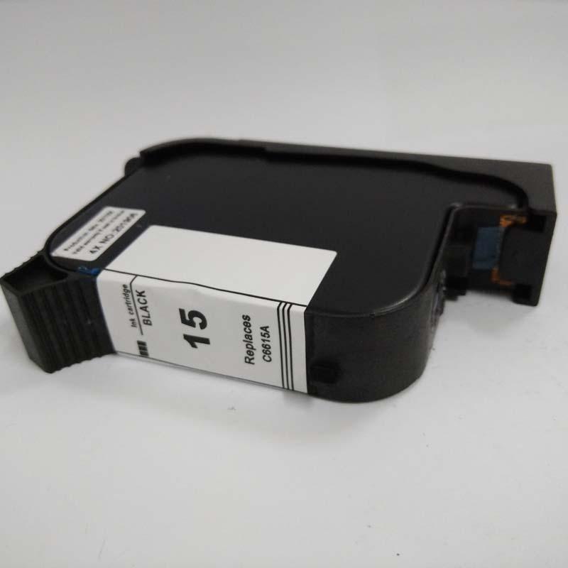 Черни касети с мастило Einkshop за HP 15 за HP - Офис електроника - Снимка 3
