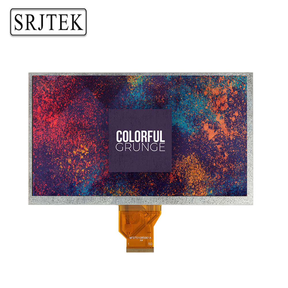 9 Inch for AT090TN10 20000938-30 00 LCD LCM Display PANEL SCREEN 800*480 For Allwinner A13 Q9 Sanei N91 Elite MOMO9 Tablet PC new 7 inch p76ti 20000938 00 at070tn90 v 1 30 taiwan lcd display screen 20000938 5mm 20000938 3mm