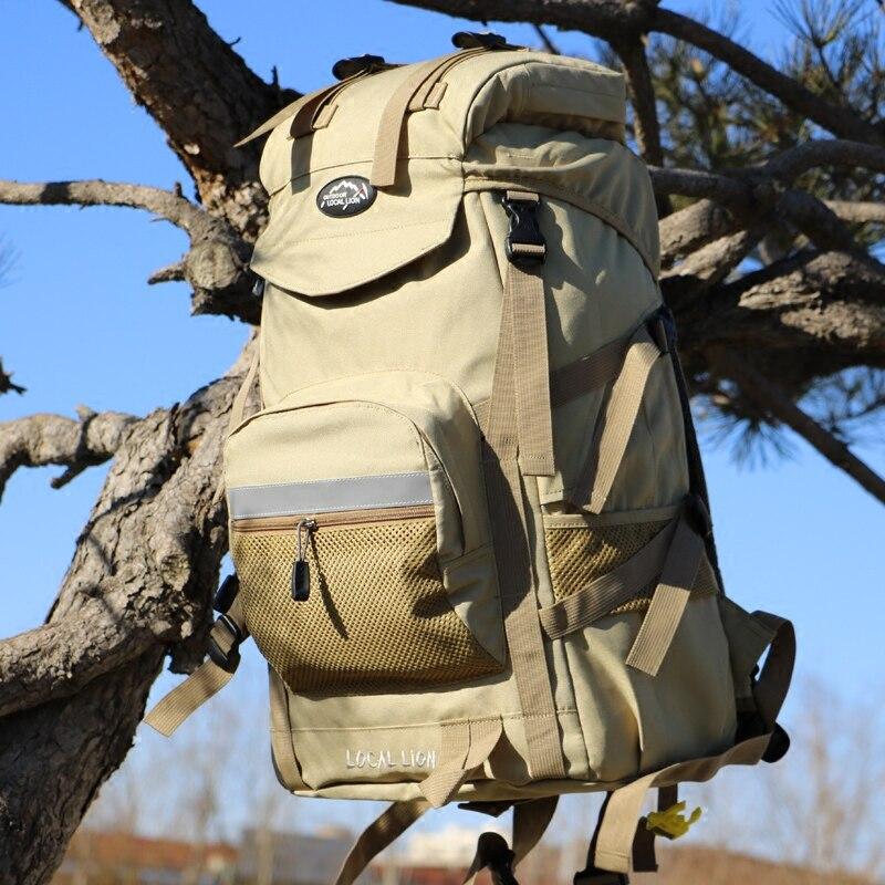 45L/60L Lightening Design Adjustable Large Volume Outdoor Travel ...