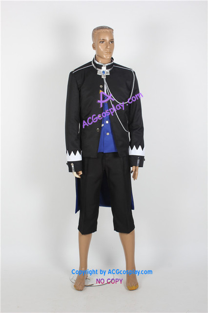 Black Butler Kuroshitsuji Ciel Phantomhive cosplay costume new version